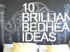 10 brilliant headboard ideas