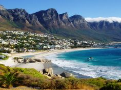 I want to visit South Africa so bad
