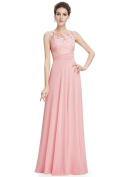 Ever-Pretty is the place to find hundreds of beautiful gowns and affordable dresses in unique and fashion-forward styles. We are known for our beautiful bridesmaid dresses, evening dresses, cocktail dresses. Blush Dresses, Prom Dresses, Formal Dresses, Lace Dresses, Elegant Dresses, Matric Dance Dresses, Vestidos Color Rosa, Affordable Bridesmaid Dresses, Cute Casual Dresses
