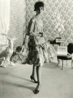 Cristobal Balenciaga, Babydoll Dress, Spring/Summer 1958