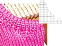 Compare Shaping Methods - Part  2 Tutorial For Machine - Single Bed   Machine Knitting Tutorial