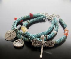 TADA365 #109b Summer bracelets, via Flickr.