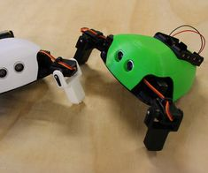The Critter is a 3D printed Arduino controlled crawling robotics kit. It was created by Slant Concepts as part of the LittleBots Robotics Kits project.The Critter...