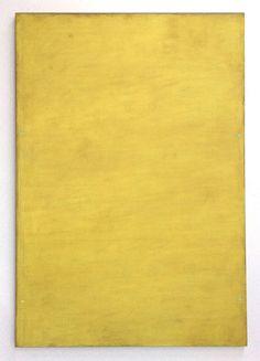 John Zurier - Sóley, 2015 distemper and oil on linen (213.36 x 147.32 cm)