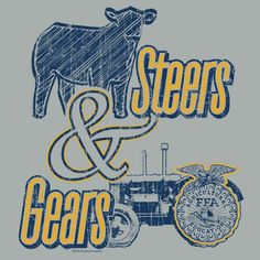 FFA - Steers & Gears and then some!