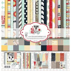 Fancy Pants THE GOOD LIFE 12x12 Collection Kit
