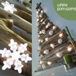 Stick christmas tree • Recyclart