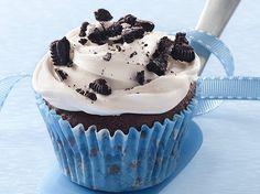 Cookies 'n Cream Cupcakes