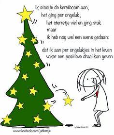 'Kersttijd' - Jabbertje