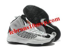 b6bdfbd35cb0 Cheap Nike 2013 Womens Lunar Hyperdunk Wolf Grey Black Basketball Shoes For  Sale