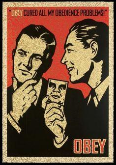 Shepard Fairey / Obey
