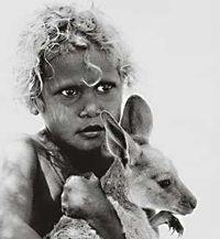 Blond Aboriginies