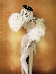 Karlie Kloss   Tim Walker   'Russian Dolls'   Vogue UK Oct2010 - 1 Global Style, Culture & Political Analysis - Anne of Carversville Women's News
