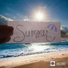 Um dia para ir pra praia!!! #summer #verao #praia #tudodebom #adoro