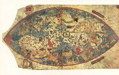 1457_Mapamundi de Toscanelli