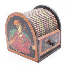 antique music boxes | Antique Indian Wooden Music Box 19th Century | ... | Music boxes- vin ...