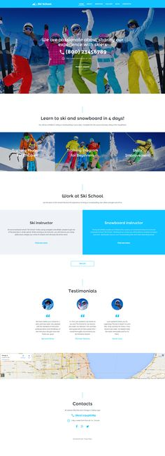 Sweet Shop Responsive Moto CMS 3 Template