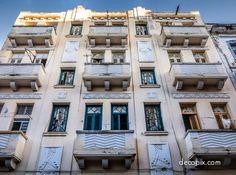#ArtDeco | Apartments, Havana, Cuba