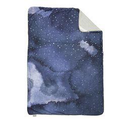 Fabelab Dreamy tæppe, Nightfall darkblue