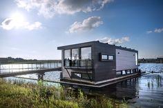 Zwaneneiland Meerstad Woonark Groningen   ABC Arkenbouw