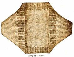 Titanic Era Hug Me Tight Bolero Shrug Vintage Knit Knitting Pattern by unknown, http://www.amazon.ca/dp/B006EAFV2C/ref=cm_sw_r_pi_dp_wGx9tb1XK64AB/183-5166566-3163951
