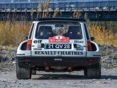 1982 Renault 5 Turbo Group 4 | Monaco 2016 | RM Sotheby's
