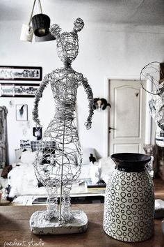 Méchant Studio Blog: chez moi