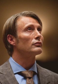 Hannibal/Mads. I wonder if I would have liked this character as much if he was played by an unattractive actor...