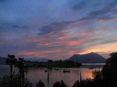 L'alba a #Stresa ( #Verbania #Piedmont #Italy ) #sunrise