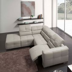 18 Recliner Sofa Ideas Xxi Bring in a TV Deck the bedfellow bedchamber out with all the archetypal pieces, like high-end, acceptable monogramed Crushed Velvet Fabric, Gray Sofa, Big Windows, Reclining Sofa, Furniture Layout, Settee, Recliner, Sofas, Upholstery