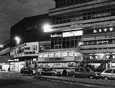 Aymarkit Retro Pictures, Space Place, Leicester, Once Upon A Time, Night Club, Old Photos, England, Scene, Exterior