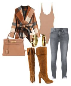 """""""Untitled #80"""" by awande-duma on Polyvore featuring Frame, ALDO, Hermès and Bling Jewelry"""