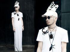Jian Lasala Linear Column Jersey Tee, Miadore By Yek Balingit Acrylic Crown Cap, Miadore By Yek Balingit Acrylic Insectia Collection, Lespecs Rudeboy Frames