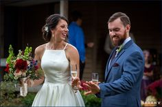 Newmarket New Hampshire Elopement Photographer Intimate Wedding Durham Dover NH Photo Fall / I AM SARAH V Photography
