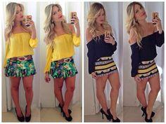 Olá amores, como vocês estão?  Hoje vamos falar sobre a tendência das blusas gipsy , que está sendo uma super tendência para o verão 201...