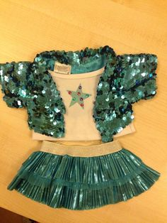 Build A Bear Workshop Clothes Girl Outfit New