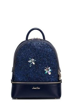 #AdoreWe #Dezzal Dezzal Sequins Panel Backpack - AdoreWe.com
