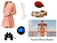 halloween costume idea: suzy from moonrise kingdom
