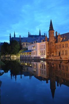Bruges, Belgium | UFOREA.org | Th e trip you want. The help they need.