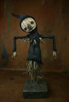 Art Doll:  By Scott Radke
