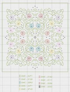 riley's garden biscornu chart photo RileysGardenBiscornuchart.jpg