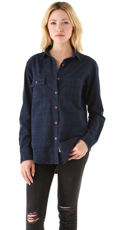 Rag & Bone/JEAN The Trail Shirt  Like the shirt, the pants not so much