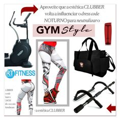"""Gym stayle"" by janee-oss ❤ liked on Polyvore featuring Mason's and Trimr"