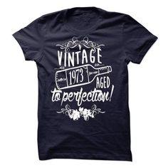 Vintage 1973 Birthday BC4 - #cute hoodies #sleeveless hoodies. LOWEST PRICE…