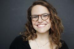 Patricia Boushel - productrice du festival POP Montréal, d'expositions et de plusieurs projets vidéo
