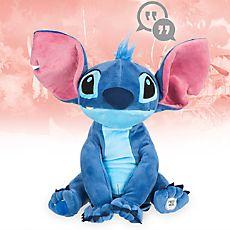Disney Animators' Collection Interactive Stitch Plush - 11'' $34.95