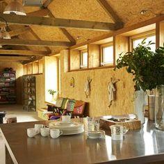 © O2i Design Limited - Sustainable Architecture - #Sustainable #Workshop #Artist #openplan - http://somersetartworks.org.uk/ 2011