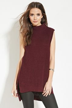 Contemporary Sweater Knit Tunic $19.90