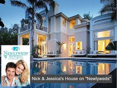 "Nick Lachey & Jessica Simpson's ""Newlyweds"" Love Nest"