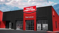 Truck Partner raskaan kaluston korjaamo